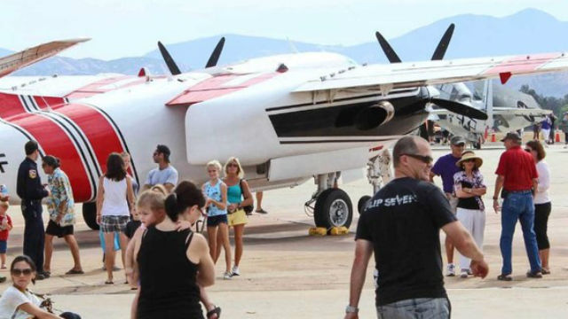 The annual Ramona Air Fair & Fly-In. Courtesy Air Group One