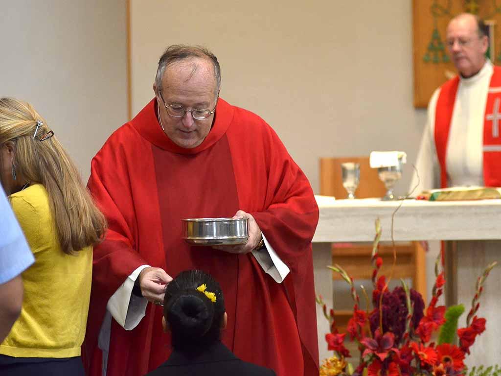 Bishop Robert McElroy