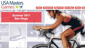 Image from homepage of USA Masters Games.