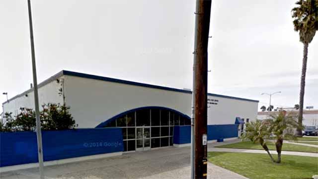Oceanside Post Office on Brooks Street. Photo via Google Maps