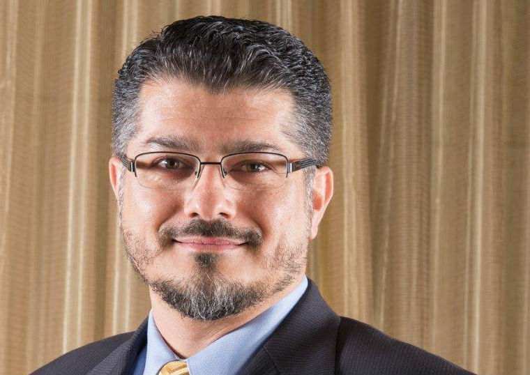 Hussam Ayloush, executive director of the Los Angeles chapter of the Council on American-Islamic Relations. Official photo