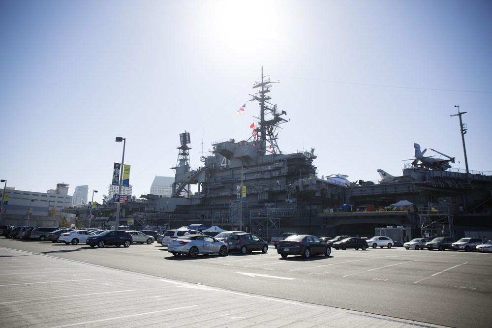 San Diego's Navy Pier