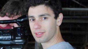 Director Reuben Guberek, a Canyon Crest Academy graduate, shot the film on a $9,000 budget. Photo by Randy Cruz