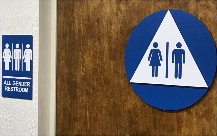 San Diego Unveils First Gender-Neutral Restroom Inside