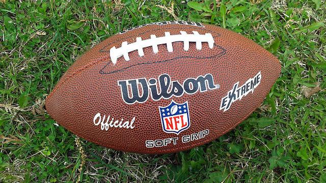 American Football. Image via Wikimedia Commons.