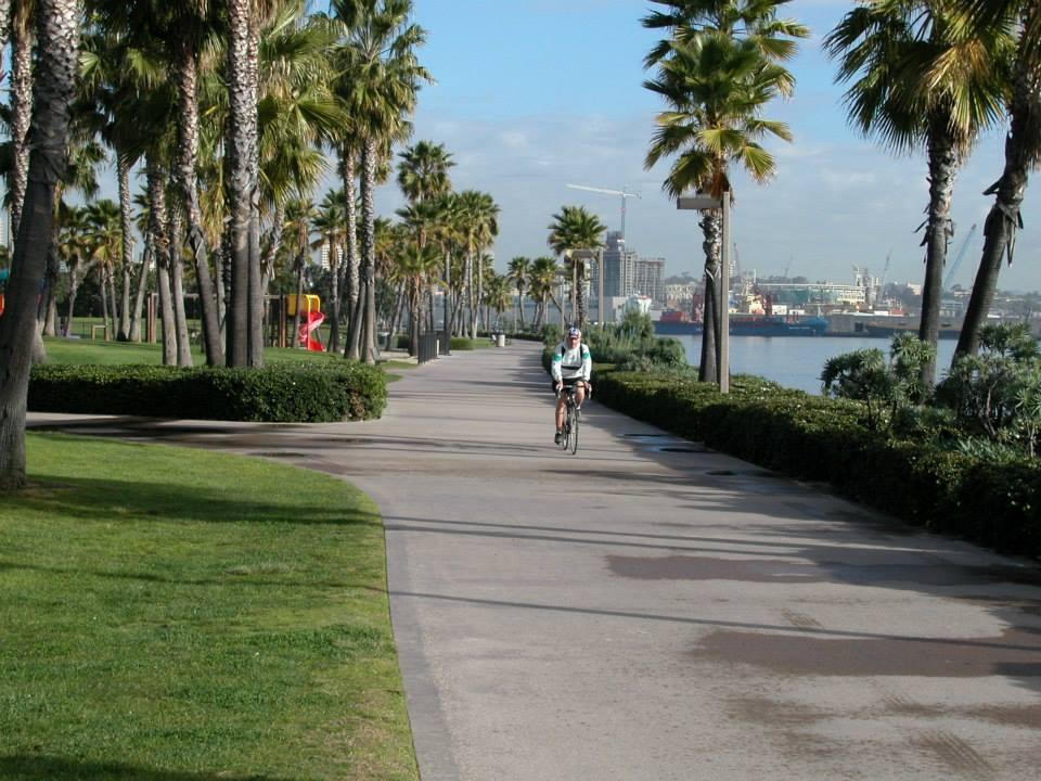 港サンディエゴ直ちに閉会の公共公園やビーチ