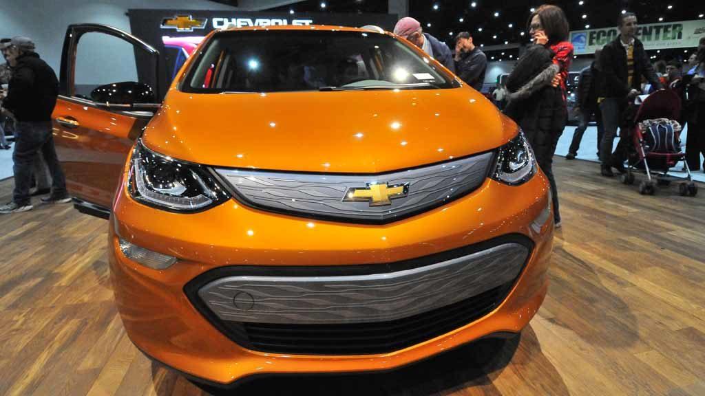 Chevrolet Bolt. Photo by Chris Stone