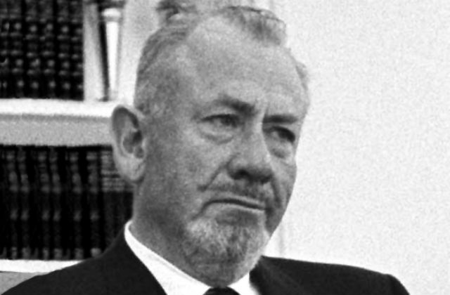 John Steinbeck. Photo via Wikimedia Commons