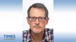 Peter Rowe of The San Diego Union-Tribune. Image via sandiegouniontrib.com