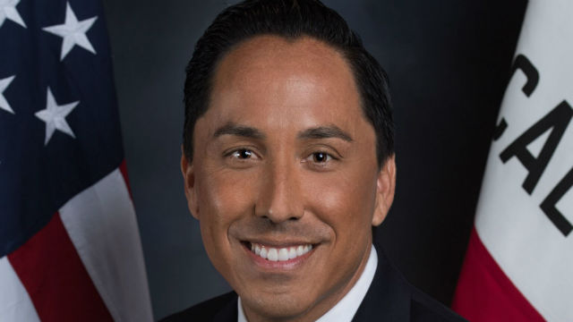 Todd Gloria. Official Assembly photo