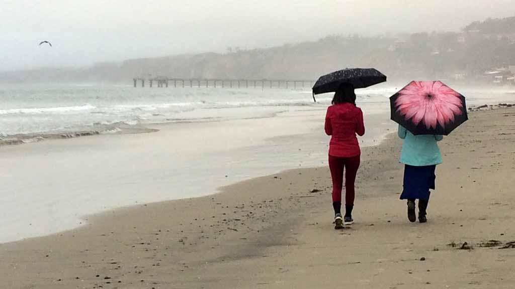 Βροχή Που Λήγει Την Δευτέρα Το Βράδυ, Αλλά Ανθήρα Καταιγίδα Αναμένεται Την Τετάρτη
