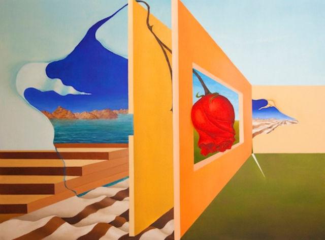 """Interlayered Spirit "" by Barbara Gothard"