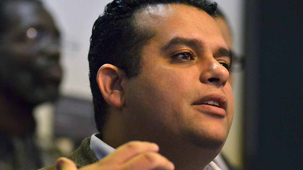 diego s gay community who is president of the local Log Cabin Republicans and a member of the
