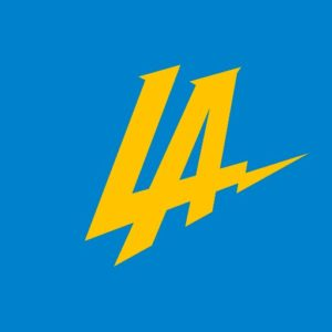 New Chargers logo.
