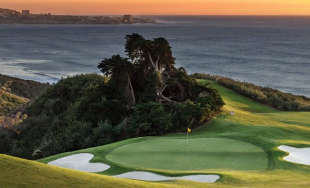 The Torrey Pines north course. Courtesy City of San Diego