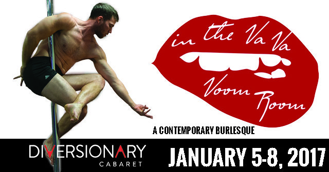"Choreographer Michael Mizerany returns to Diversionary Theatre with the second installment of ""In the Va Va Voom Room"" running Jan. 5-8 at the Diversionary Theatre. Photo: Diversionary Theatre"