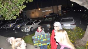 Donna Frye and Irene McCormack failed to deliver letters to labor council delegates meeting at machinists union.