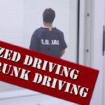 Drunk driver in jail