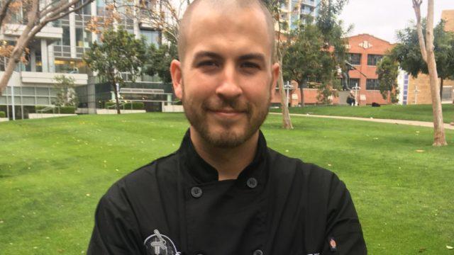 Chef Jake Snyder. Courtesy photo