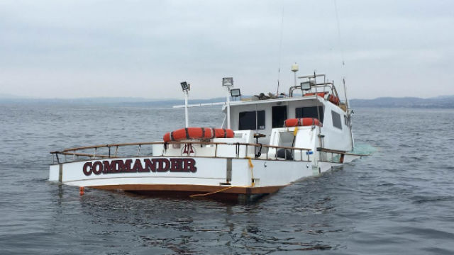 2 Plead Guilty To Sinking 54 Foot Fishing Boat To Collect