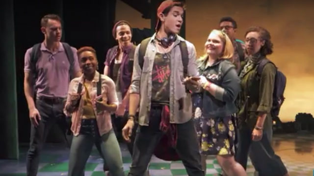 """Freaky Friday"" at the La Jolla Playhouse is one of the productions in San Diego Theatre Week 2017. Image from video"