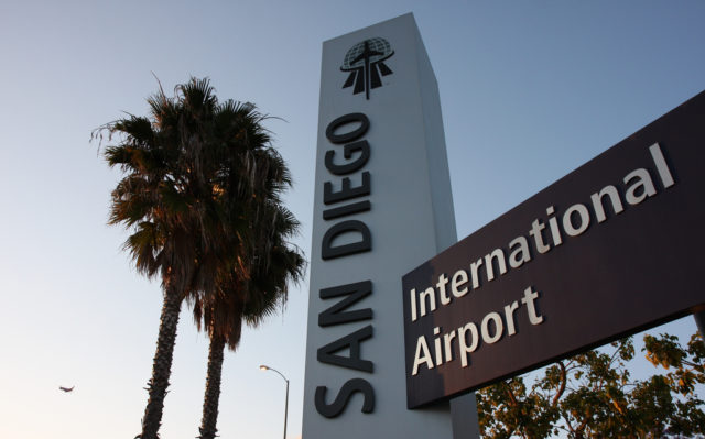 San Diego Airport Tops National List, Chicago Midway Is Worst