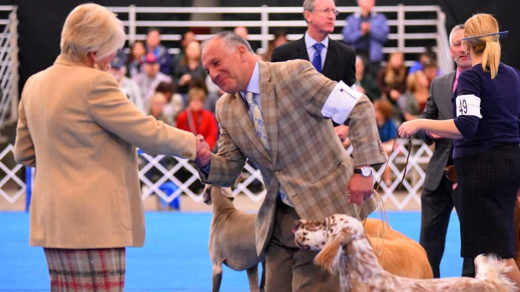 Silver Kennel Dog Show