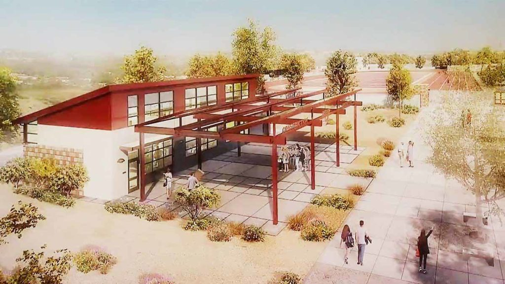 Engineering lab envisioned for Kearny High School. Image via San Diego Unified School District