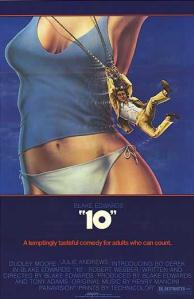 """Movie Poster for """"10."""""""