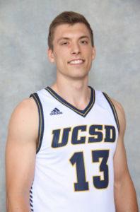 UC San Diego's Adam Klie. Courtesy UCSD