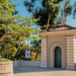 Balboa Park gate house