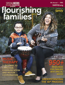 Flourishing Families Cover