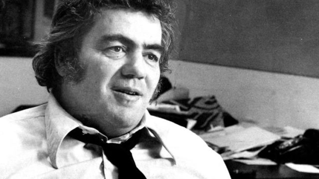 Jimmy Breslin. Courtesy of Columbia University and the Pulitzer Prizes