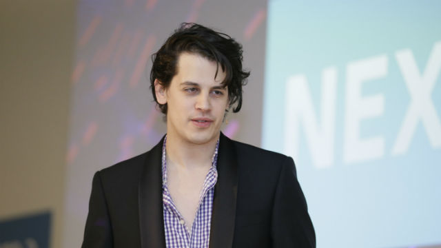 Conservative firebrand Milo Yiannopoulos at a conference in 2014. Photo via Wikimedia Commons
