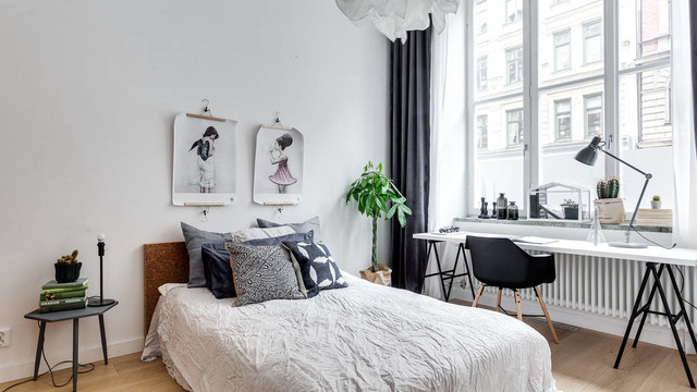 photo by stylingbolaget original on houzz office l