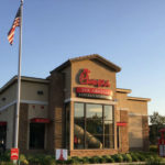 Chick-fil-A restaurant
