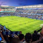 SoccerCity stadium