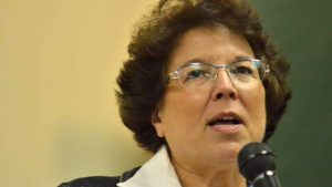Former Assemblywoman Lori Saldaña