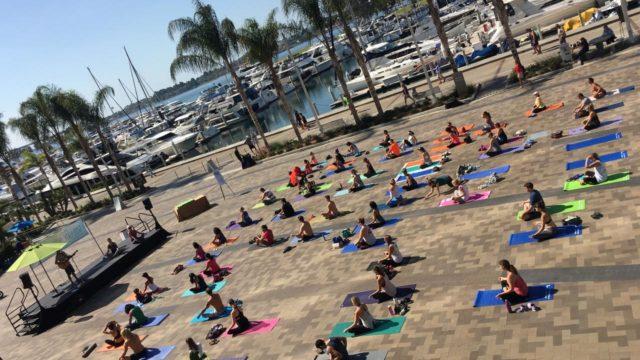 Soul Fuel Yoga Fest. Courtesy photo