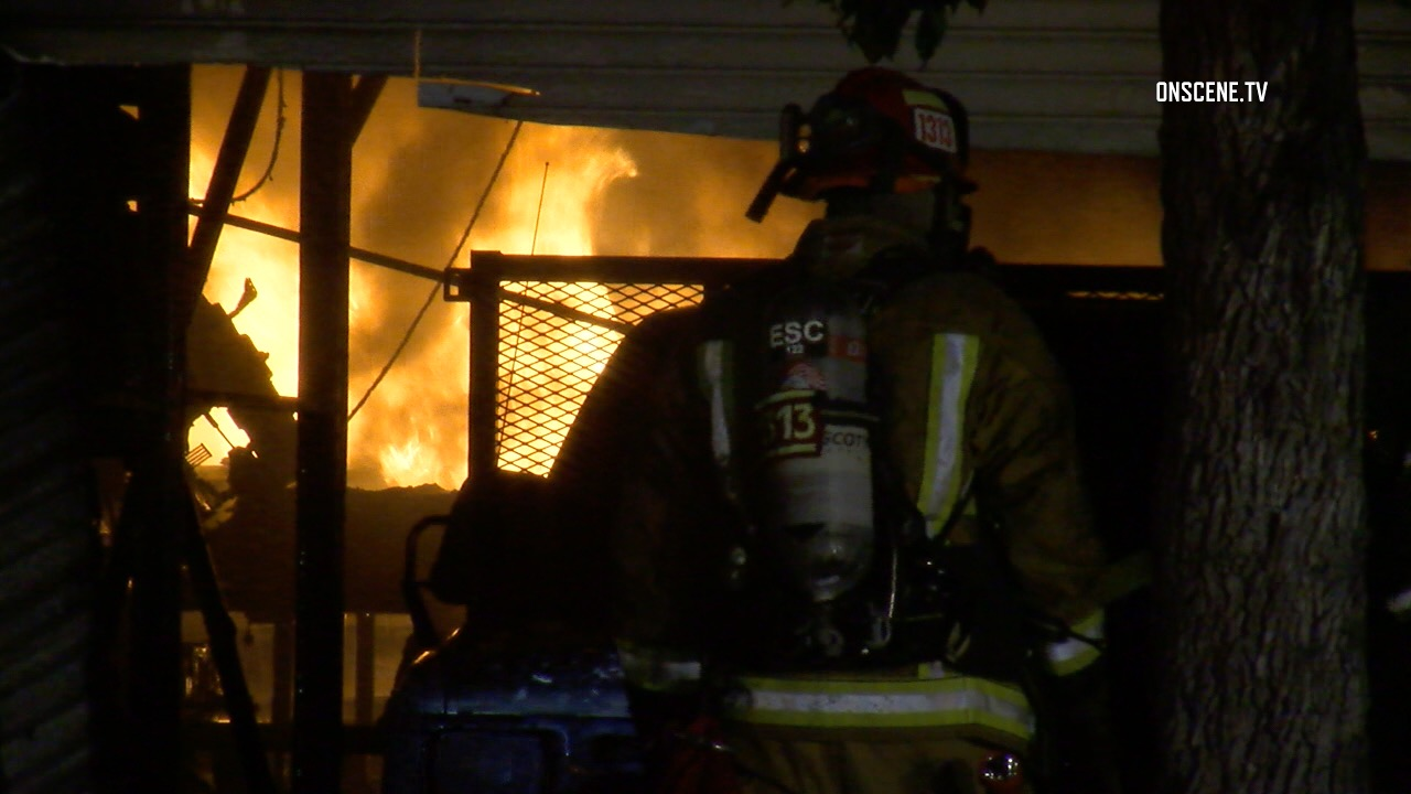2 Alarm Fire Damages Mattress Factory Nearby Businesses