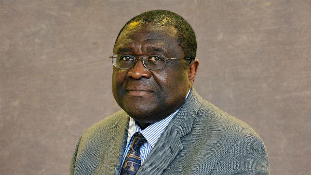 Dr. Alfred Ntoko of National University.