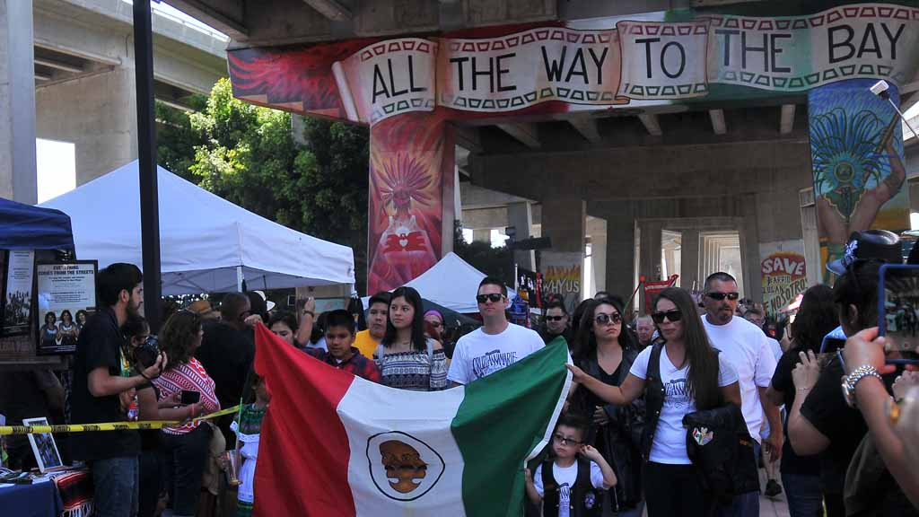 Chicano Park Day Car Show