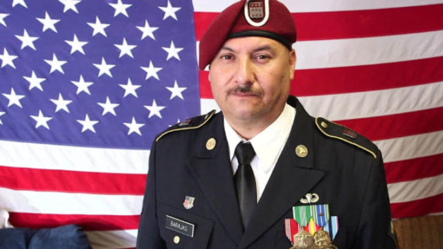 Hector Barajas, pardoned veteran and founder of the Deported Veterans Support House. Photo Credit: HDDD