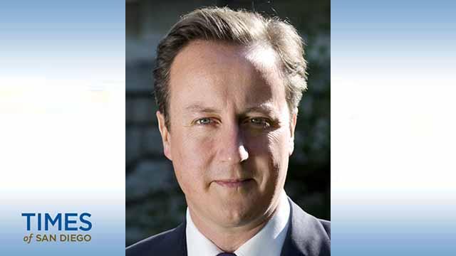 David Cameron, former British prime minister. Photo via Wikimedia Commons