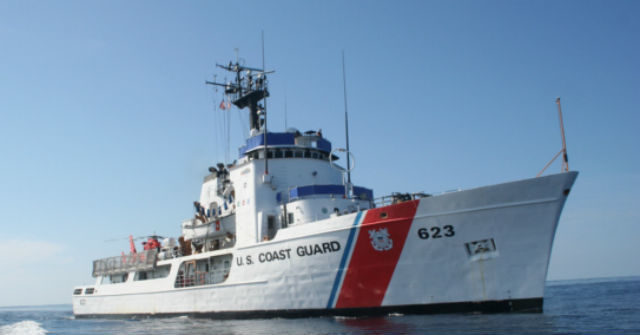 The Coast Guard Cutter Steadfast. USCG photo