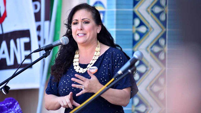 Assemblywoman Lorena Gonzalez co-wrote Senate Bill 276. Photo by Ken Stone