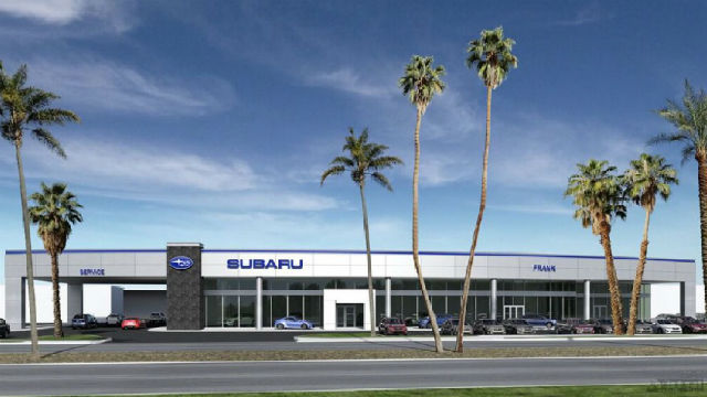 new frank motors subaru superstore in national city boasts
