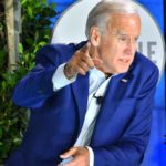 Former Vice President Joe Biden spoke about the White House Cancer Moonshot Task Force and his future efforts to aid cancer research.