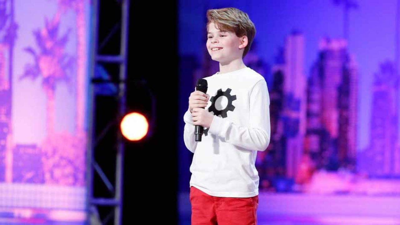America S Got Talent Hails Encinitas Dance Prodigy 12 Aiming For 1m Prize Times Of San Diego