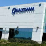 Qualcomm building in San Diego